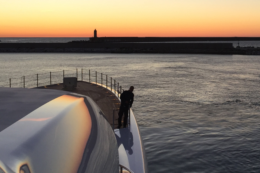 Nicola Nicolai - New Build - ASSESSING AND UNDERSTANDING OF SUPERYACHT OWNER'S REQUIREMENTS